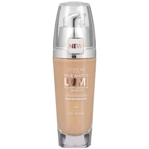 L'Oréal True Match Lumi Healthy Luminous Makeup SPF 20