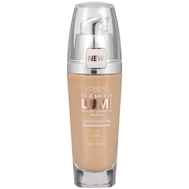 L'Oréal True Match Lumi Healthy Luminous Makeup SPF 20