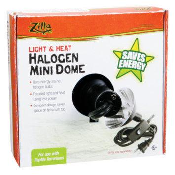 ZillaA Light & Heat Halogen Mini Dome Terrarium Light Fixture