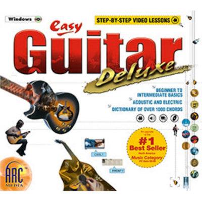 SelectSoft Easy Guitar Deluxe (Windows) (Digital Code)