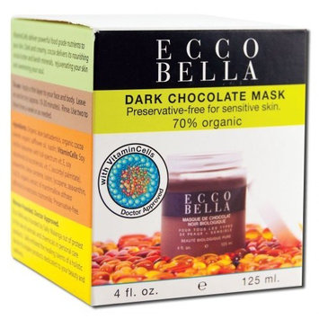 Ecco Bella Organic Dark Chocolate Mask