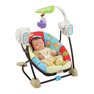 Fisher-Price - Spacesaver Swing