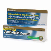Good Sense Maximum Strength Anti-Itch Cream