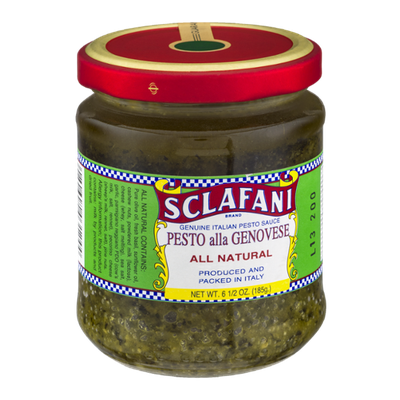 Sclafani Pesto Alla Genovese