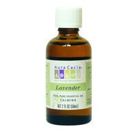 Aura Cacia Pure Essential Oil Calming Lavender