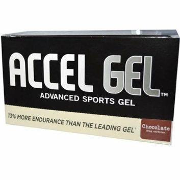 Endurox Accel Gel Chocolate 24/1.4oz