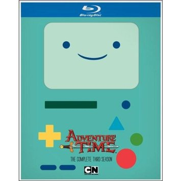 Cartoon Network: Adventure Time The Complete Third Season (Blu-ray) (Widescreen)