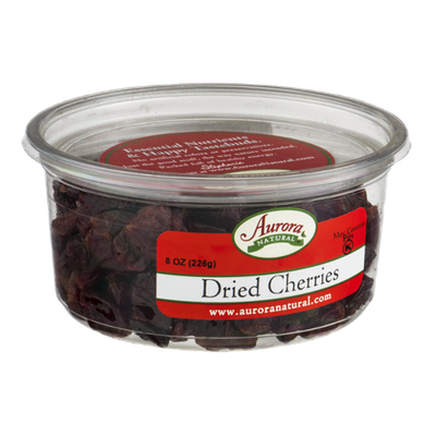 Aurora Natural Dried Cherries