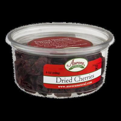 Aurora Natural Dried Cherries