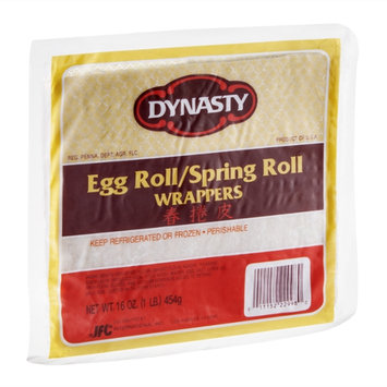 Dynasty Wrappers Egg Roll/Spring Roll