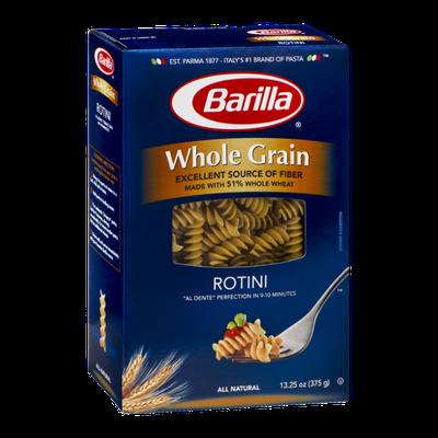 Barilla Pasta Whole Grain Rotini