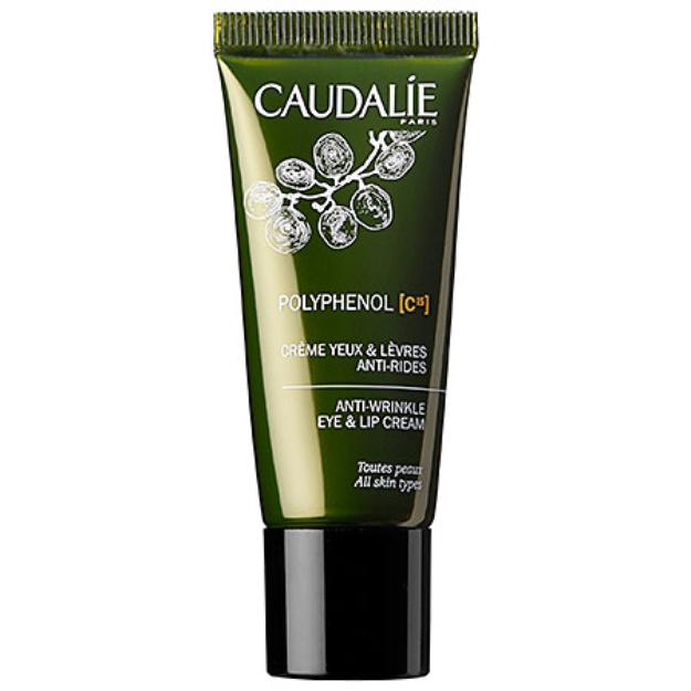 Caudalie Polyphenol C15 Anti-Wrinkle Eye and Lip Cream