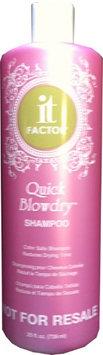 it Factor Quick Blowdry Shampoo For Medium To Coarse Hair, 25 fl. oz.