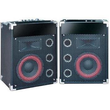 RSQ Audio BT200 Rsq Karaoke Bluetooth Speaker Pair