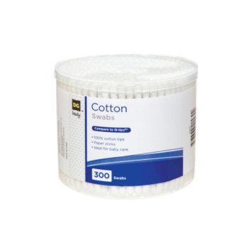 DG Body Cotton Swabs - 300 ct