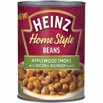 Heinz® HomeStyle Applewood Smoke Beans with Bacon & Bourbon Flavor
