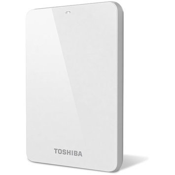 Toshiba Retail Hard Drives Canvio Connect 2TB White