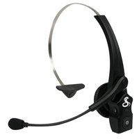 Cobra CBTH1-PLUS Deluxe Sonance Noise Cancellation Bluetooth Adjustable Headset