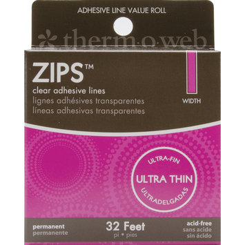 Therm O Web 3790 Zips Clear Adhesive Lines