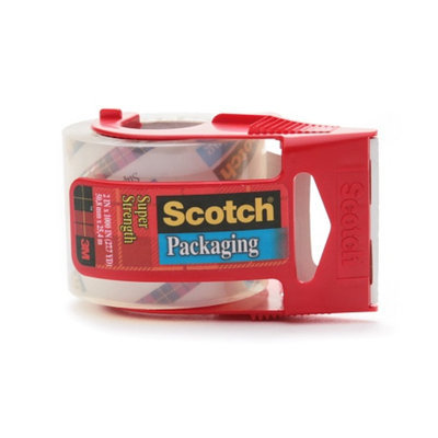 Scotch Super Strength Packaging Tape Dispenser