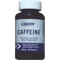 Kaizen Caffeine 200mg 100 Capsules
