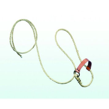 Beiler S Manufacturing Beiler S & Supply Cattle Rope Halter 1 2 Inch - 729/1000R