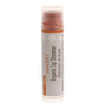 Suncoat Products Natural Lip Shimmer Desert Sunset 4.50 Milliliters
