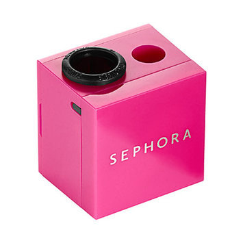 SEPHORA COLLECTION Look Sharp Pencil Sharpener Pink