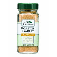 The Spice Hunter Roasted Garlic, Granulated, 2.2-Ounce Jars (Pack of 6)