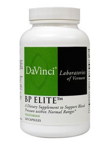 Davinci Labs - BP Elite - 120 Vegetarian Capsules