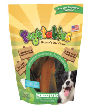 Pegetables Nature's Dog Chew Dog Treat