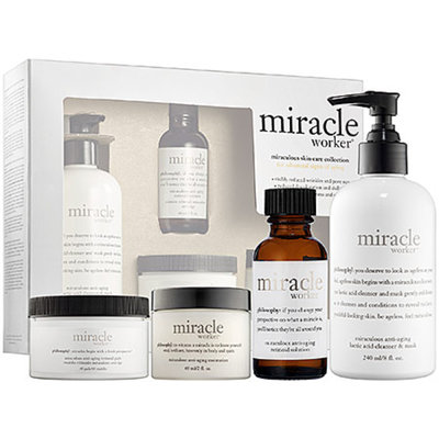 philosophy the miracle worker kit