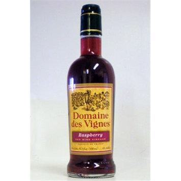Domaine des Vignes 17504 16.9 oz. Raspberry Vinegar Pack of 6