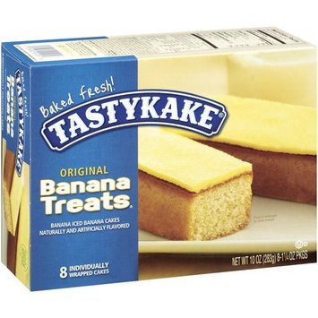 Tastykake Original Banana Treats, 8 count