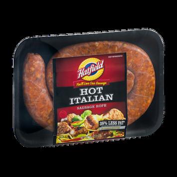 Hatfield Sausage Rope Hot Italian