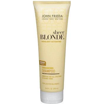 John Frieda Sheer Blonde Highlight Activating Daily Shampoo