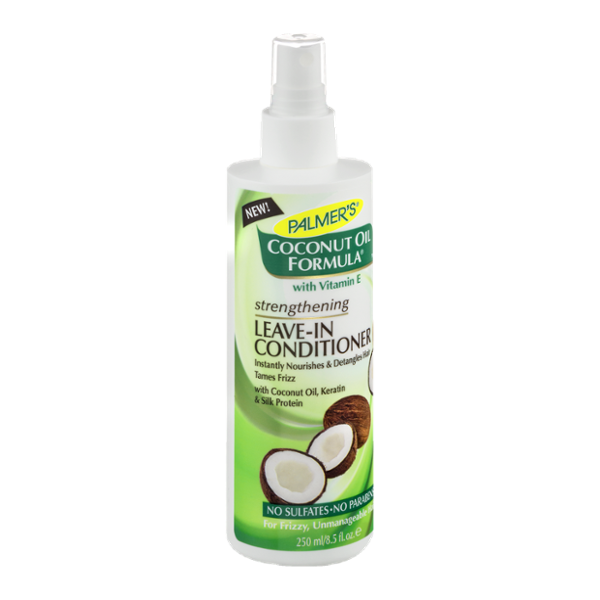Palmer's Coconut Oil Formula with Vitamin E Strengthening Leave-In Conditioner