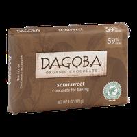 Dagoba Organic Chocolate Semisweet