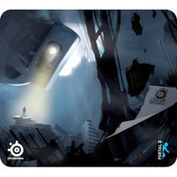 Steel Series SteelSeries 67233 QcK Mouse Pad Portal 2 Edition