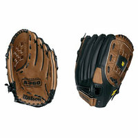 Wilson Sporting Goods Co. Wilson Elite Series Brown Softball Glove - 13