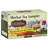 Celestial Seasonings® Celestial Seasonings Herbal Tea Sampler, 20ct (Pack of 6)