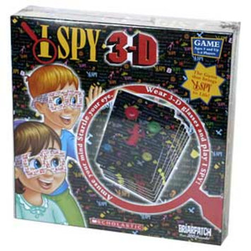 I Spy 3D Game Ages 5+
