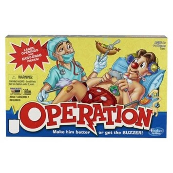 Hasbro Games Operation Silly Skill Game