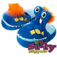 Silly Slippeez Mr. Monster, Small, 1 ea