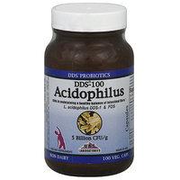 UAS Laboratories DDS-100 Acidophilus Capsules Dietary Supplement