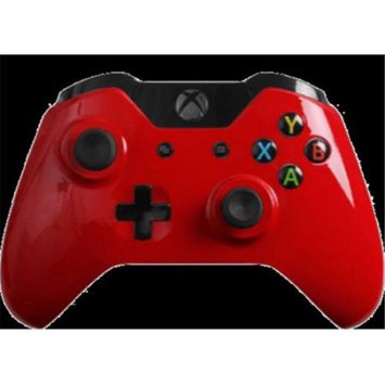 Evil Controllers X1mGRCxMM Glossy Red Master Mod Xbox One Modded Controller