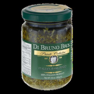 Di Bruno Bros Private Collection Italian Basil Pesto
