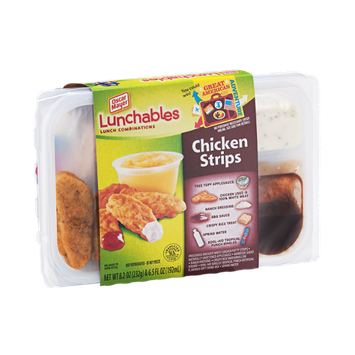 Lunchables Oscar Mayer Chicken Strips