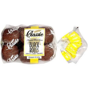 Classic Rolls Premium Black Whole Grain Breads, 2 lb