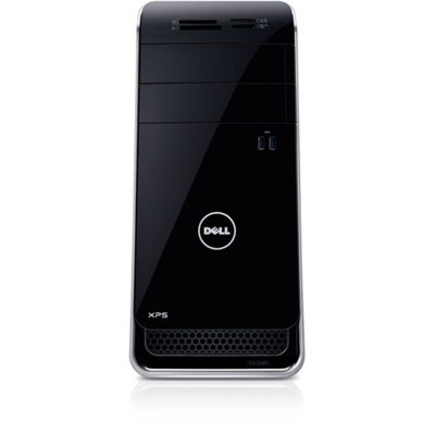 Dell Black XPS 8700 Desktop PC with Intel Core i5-4460 Processor, 12GB Memory, 1TB Hard Drive and Windows 8.1 (Monitor Not Included)